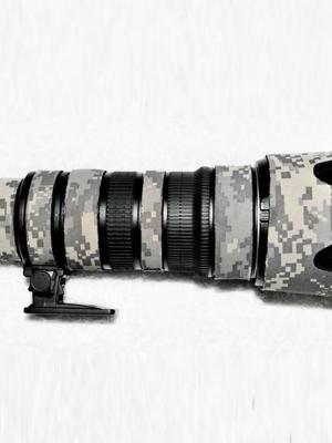 Askeri Avcılık Kampçılık Kamuflaj Desenli Tüfek Dürbün Kaplama Sargı Bandı