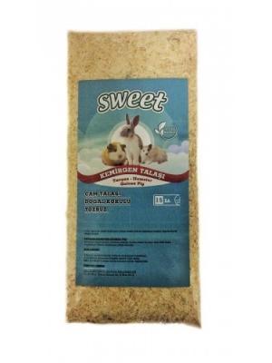 Sweet Kemirgen Talaşı Çam Kokulu 15 lt