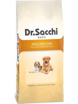 Dr Sacchi Tavuklu Yetişkin Köpek Maması 4 Kg Açık Mama