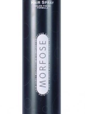 Morfose Saç Spreyi Siyah 750 ml