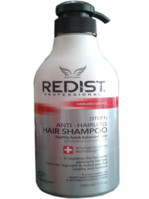 Redist Anti-Hairloss Şampuan 500ml