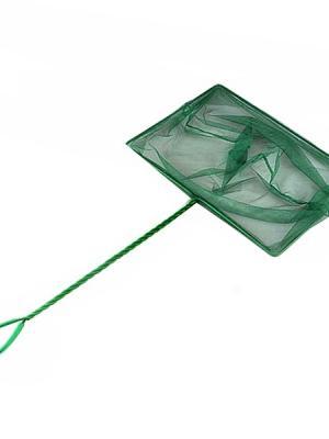 Fish Net Akvaryum Balık Yakalama Fileli Kepçe 15*20-50 cm