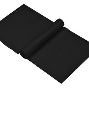 Siyah Pilates Lastiği EN SERT DİRENÇ 120 CM*15 CM*0.65 MM