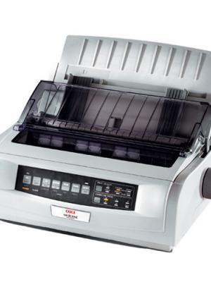 OKI ML-5520-ECO-EURO 9 PIN 80 KOLON NOKTA VURUSLU YAZICI (01308601)