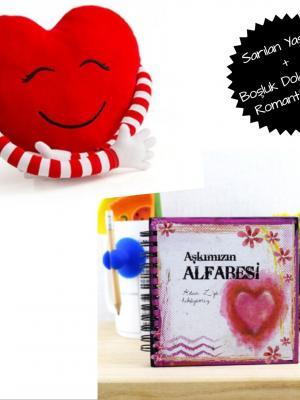 Sarılan Yastık Ve Romantik Aşkımızın Alfabesi Kitabı - S19