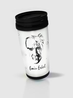 Kişiye Özel Atatürk Temalı Özel Tasarım Termos