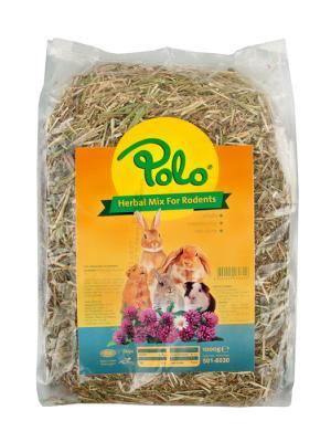 Polo Herbal Mix Kemirgen Otu 1 Kg