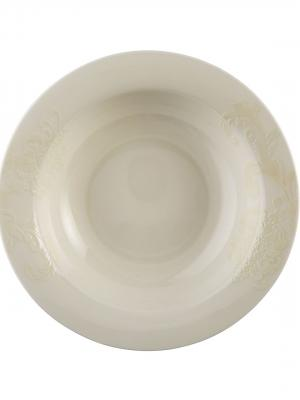 Demoonji Bone China 24 Parça Yuvarlak Yemek Takımı