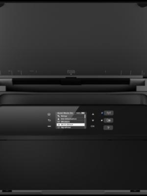 HP N4K99C OFFICEJET 202 MOBILE INKJET YAZICI +WIFI