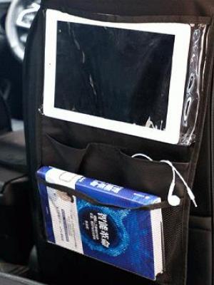 Araç Koltuk Arkası Tablet Organizer