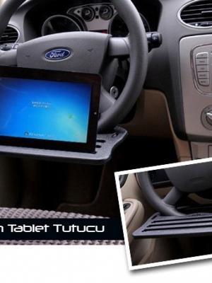 Buffer Oto Direksiyon Tablet Tutucu