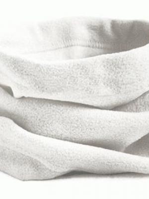 Polar Bere Boyunluk Unisex - Beyaz