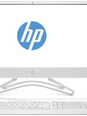 """HP AIO 200 G3 3VA40EA I3-8130U 4GB 1TB 21.5"""" DOS BEYAZ"""
