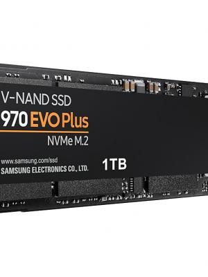 SAMSUNG 970 EVO PLUS 1 TB NVMe SSD 3500/3300