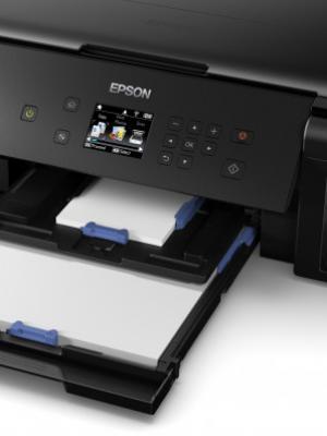 EPSON L7180 RENKLİ INKJET TANKLI A3 YAZ/TAR/FOT +DUB +NET +WIFI (5RENK)