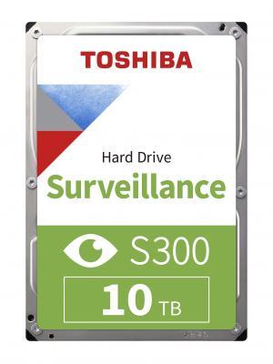 TOSHIBA S300 10 TB 7200RPM SATA3 256MB 180TB/Y 7/24