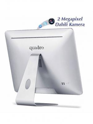 "QUADRO AIO RAPID HM8120-40424 I3-4130T 4GB 240GB SSD 19.5"" DOS"