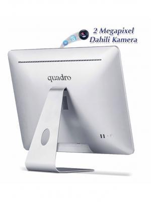 "QUADRO AIO RAPID AMD22-87824 A10-8780P 8GB 240GB SSD 21.5"" DOS"