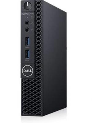 DELL OPTIPLEX 3070 MFF N010O3070MFF_U I5-9500T 4GB 500GB DOS