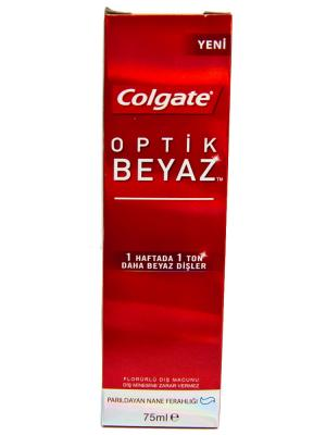 Colgate Macunu 75 ML Optik Beyaz