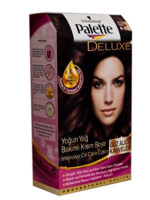 Palette Saç Boyası  4-65 Büyüleyici Kahve
