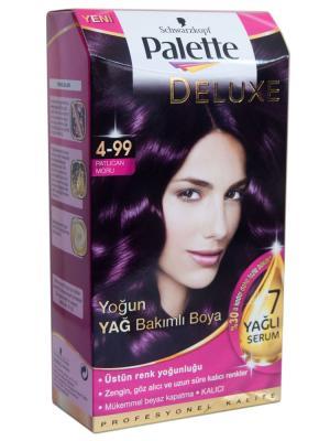 Palette Saç Boyası  4-99 Patlıcan Moru