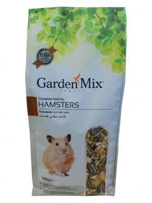 Garden Mix Platin Seri Hamster Yemi 1 Kg