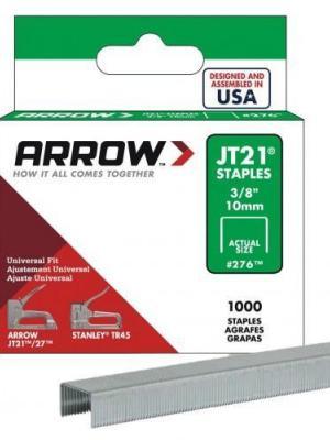 Arrow AR276 10 mm 1000 Adet Profesyonel Zımba Teli