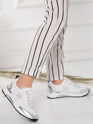Blanca Ortopedik Beyaz Spor Ayakkabı