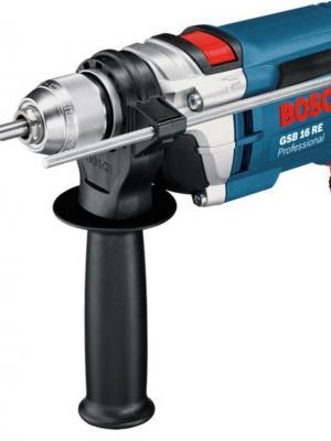 Bosch GSB 16 RE Darbeli Matkap 750 Watt