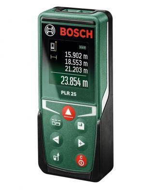 Bosch PLR 25 Lazer Metre (25 Metre)