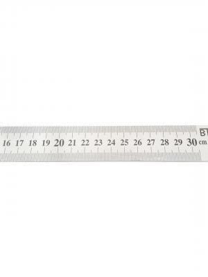 BTS 12253 Çelik Cetvel 15 cm 20 mm
