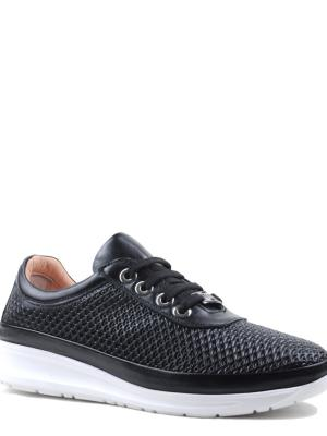 BUFFALO HERRINGBONE BLACK SNEAKER 2020 WOMEN