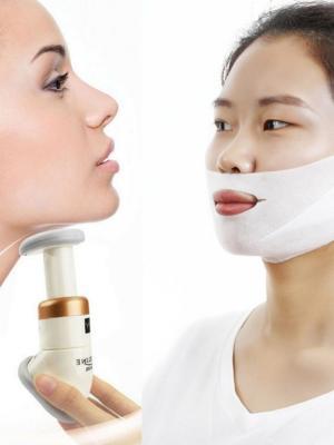 Çene Şekillendirici Gıdı ToparlayıcıYüz Maskesi VeToparlayıcı Masaj Aleti Gıdı İnceltme aleti Seti