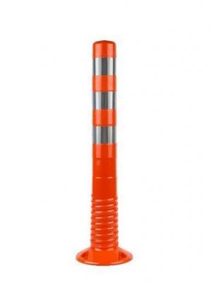 Delinatör 75 cm Yol Ayrıcı Esnek Reflektörlü