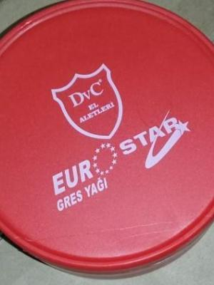 Euro Star Gres Yağı 150 Gr