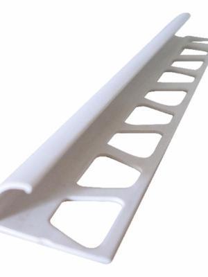Dış Köşe Plastik Profil 10 mm 2,70 Beyaz (10 Adet)