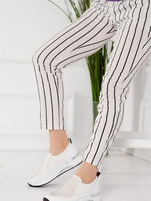 Elenore Ortopedik Beyaz Spor Ayakkabı