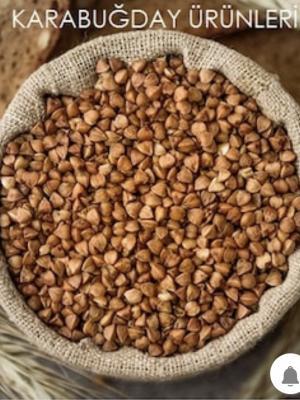 Glutensiz Kavrulmuş Karabuğday (Tane)