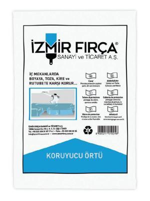 İzmir Fırça Hışır Örtü 10 m2
