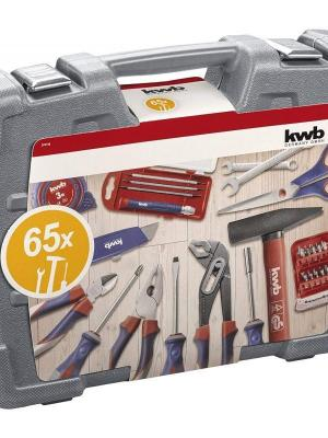 KWB 65 Parça Çantalı Alet Seti