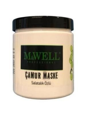 M&Well Salatalık Özlü Kil Maske 300 gr
