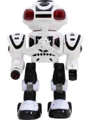 Müzikli Işıklı Disk Atan Oyuncak Robot Oyuncak BIG8808C