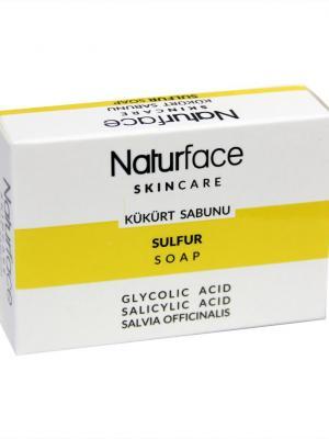 Naturface Kükürt Sabun 100gr