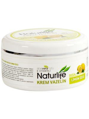 Naturlife Limon Özlü Vazelin Krem 125 ML