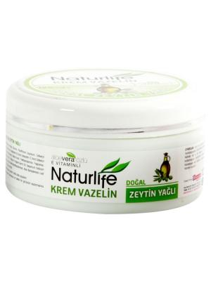 Naturlife Zeytinyağlı Vazelin Krem 125 ML