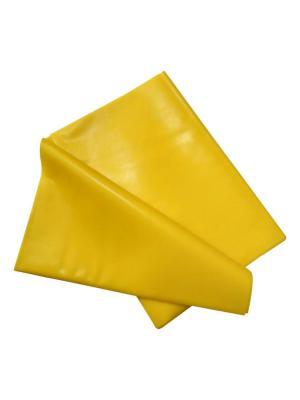 NordMende Sarı Pilates Lastiği KOLAY DİRENÇ PİLATES 120 CM*15 CM*0.25 MM