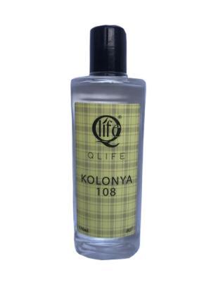 QLife 108 Kolonya 170 ML
