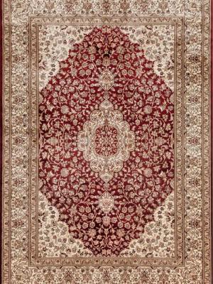 """Oval Desenli İpek Yolu """"Silk Road"""" Halı Serisi"""