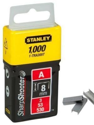 Stanley ST1TRA205T Zımba Teli 8 mm 1000 Adet